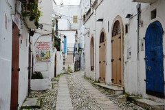Peschici, Italy (FranTravelStories) Tags: italy town viaggi puglia peschici