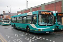 Arriva Merseyside 2705 X705DBT (aptyldsley) Tags: sthelens