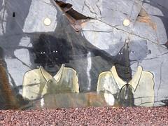 Joakim Stampe (rotabaga) Tags: streetart göteborg graffiti sweden gothenburg sverige chalmers gatukonst landala