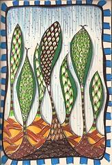 Doodle 109 (kraai65) Tags: doodle doodleart zentangle zendoodle