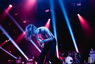 22-03-16 // Cage the Elephant at The Richmond Coliseum // Shot by Jake Lahah