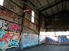 The barn 2 (Randall 667) Tags: street urban building art abandoned island graffiti artwork artist exploring dump formula writer lantern rhode cumberland drift ohmy tagger itd agen dwell koed lobs kfw