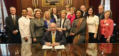 04-20-2016 Health Literacy Partnership of Alabama Executive Order Signing