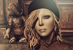 Post Apocalyptic Mood (Wicca Merlin / Wicca's Wardrobe) Tags: new woman news art abandoned fashion pose hair lost blog 3d clothing model ruins poem photographer modeling avatar ruin style jewelry blogger sl secondlife ghosttown dare left destroyed couture modelpose apocalyptic lark catastrophy fragmented highfashion newrelease postapocalyptic virtualworld abandonedcity abandonedtown newreleases modelposes femaleclothing nomatch abandonedplayground slfashion 3dpeople slclothing slstyle modelingpose modelingposes dareposes fashionposes wiccamerlin femalewear metavirtual fashioninpixels worldafter weloveroleplay we3rp ironwoodhills moonelixir aftertomroow apocalypticpoem postapocalypticpoem