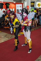 Video Game Show (Central Cosplay) Tags: game cosplay jogos vgs taguatinga videogameshow colecao taguatingashopping youtubers