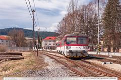 913.022-0 | Os4013 | tra 128 | Turzovka | Slovensko (jirka.zapalka) Tags: train spring os slovensko slovakia stanice turzovka tratsk128 rada813913