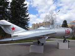 DSC02569 (cggrossman) Tags: museum russia moscow cosmonaut starcity trainingfacility