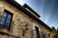 Sostenerte (Hold You) (Dibus y Deabus) Tags: sky españa building architecture clouds canon spain arquitectura edificio asturias cielo nubes 7d hdr pravia