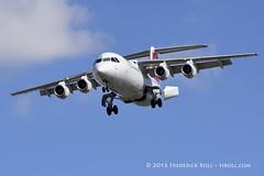 Swissair RJ100 ~ HB-IXV