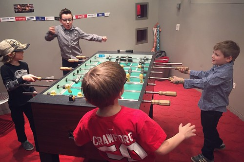 Best Foosball Table for Kids