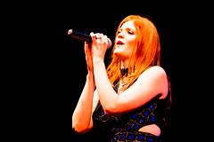 Hayley Griffiths (alanrharris53) Tags: uk music rock leicester band redhead they karnataka progressive prog hayleygriffiths