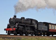76084 (robert55012) Tags: england north norfolk railway british standard railways 260 4mt nnr 76084