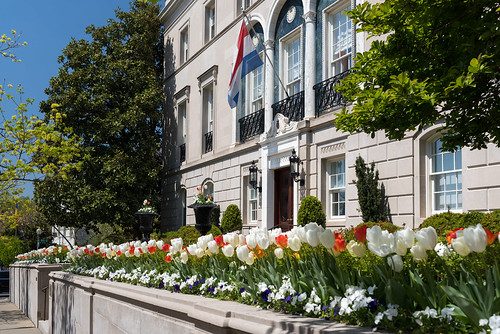 Netherlands Ambassador's Residence on S Street, NW