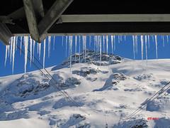 ghiaccioli (gbistoletti) Tags: panorama italia neve sci cervinia ghiaccio valdaosta