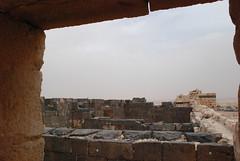 Qasr Hallabat - Umayyad Palace (jrozwado) Tags: museum asia jordan islamic umayyad desertcastle umayyadpalace الأموي الأردنّ hallabat qasralhallabat قصرالحلابات حلالبات القصالأموي