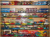 Collection of diecast toys Hotwheels Majorette Playart EFE Britbus (sms88aec) Tags: toys collection hotwheels majorette efe diecast playart britbus