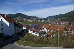 Baiersbronn, a beautiful village in the northern Black Forest (11) (BZK2011) Tags: leica houses landscape spring landschaft schwarzwald blackforest frhling huser baiersbronn vlux