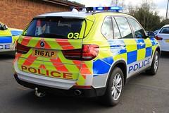 Leicestershire Police Brand New BMW X5 Armed Response Vehicle (PFB-999) Tags: new car lights mirror 4x4 leicestershire leicester wing blues police headquarters bmw vehicle leds guns hq brand grilles response unit firearms armed bluelights x5 lightbar constabulary arv leics fendoffs dashlight bv16xlp