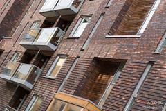 Sony 85 1.4 GM - Wall (DalusCarosu) Tags: house wall gteborg sweden bokeh gothenburg sverige eriksberg sonyalpha sonya7rii a7rii sel85f14gm sony8514gm