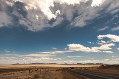 (el zopilote) Tags: signs newmexico clouds canon landscape eos powerlines roads 500 fullframe us60 socorrocounty canonef24105mmf4lisusm 5dmarkii