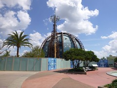 Disney Springs (heytampa) Tags: construction disney dome planethollywood remodel downtowndisney disneysprings