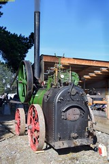 PE_Marshall_17811_a_McLeansIsland_9April2016 (nzsteam) Tags: price train island traction engine railway scene steam engines locomotive boiler boilers mcleans sawmilling