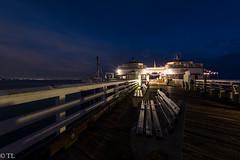 Malibu Pier (silberne.surfer) Tags: california sunset usa nikon sonnenuntergang urlaub malibu kalifornien langzeitbelichtung 2015 uww malibupier lte nikkorafs1635mmf4g urlaub2015 nikond750