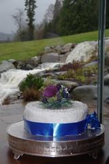 Wedding cake (reds on tour) Tags: scotland kinlochard altskeith