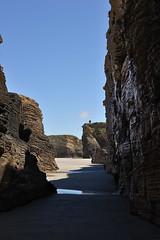 Playa de las Catedrales (TerePedro) Tags: espaa mar agua playa arena lugo rocas cantbrico