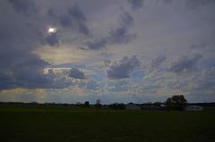 F._IMG8806 (Micha Olesiski) Tags: sun clouds poland polska soce chmury