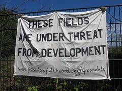 Greendale sign (John Steedman) Tags: uk greatbritain england london sign unitedkingdom greendale grossbritannien     grandebretagne