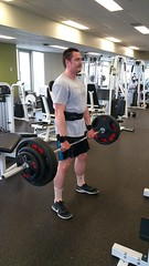 20160422_114618 (personaltrainertoronto) Tags: exercise personal leg strength workout fitness trainer core barbell glutes deadlifts