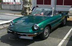 Alfa Roméo INIEZIONE (Thethe35400) Tags: auto car cotxe coche automobile voiture carro bíll bil samochód carr