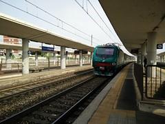 E464.131 RGV 10109 a Lingotto FS (simone.dibiase) Tags: train torino trains porta treno 131 nuova stato trenitalia lingotto treni dello veloce ferrovie regionale 10109 e464 xmpr