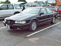34 Cadillac Seville STS V8 (4th Gen)  (1994) (robertknight16) Tags: usa seville cadillac 1990s goodwood catera sts l56wgp