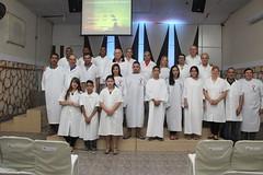 24.04.2016 - Batismo Regional Leste, Jd. Maringá, Vila Formosa, Tiradentes e Vila União