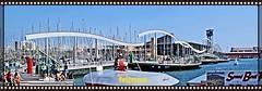 Mare Magnum (fr@nco ... 'ntraficatu friscu! (=indaffarato)) Tags: barcelona espaa spain espana catalunya barcellona catalua spagna catalogna espanya