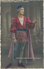 BERGERIOUX, Ren, Manrique, Le Trouvre, Thtre Royal Franais, Antwerp (Operabilia) Tags: claudepascalperna goldenage opera renbergerioux tenor romo gounod romoetjuliette thtreroyal antwerp