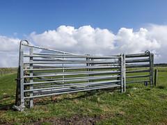 (120/366) Happy Fenced Friday (147/365) (MJ Klaver) Tags: photoaday ameland project365 project366 lx100 happyfencedfriday panasoniclumixdmclx100 366the2016edition