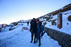 IMG_0389 (JIMI_lin) Tags: sunset snow taiwan       hehuanmountain
