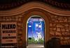 Hole in the wall (Theunis Viljoen LRPS) Tags: krakow kazimierz mleko milkvendingmachine