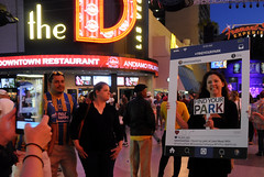 Find Your Park from Vegas Film Premiere (Lake Mead National Recreation Area) Tags: centennial lasvegas nevada lakemead nationalparkservice fremontstreetexperience lakemeadnationalrecreationarea juniorrangerday findyourpark