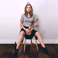 April 29, 2016 at 08:00PM (Who Is Edd Jones?) Tags: girls party art girl tattoo lady photography jones is photo artist with ukulele legs princess rockstar who album famous hard super her tattoos cover binghamton edd ukuleles gigapu