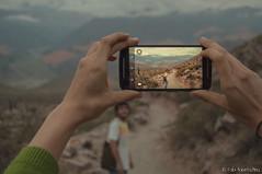 (fabian.kopetsckny) Tags: portrait argentina mobile nikon phone outdoor retrato hills celular cerros noa jujuy tilcara fotografa airelibre d5000