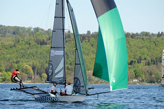 _DSF3807 (Frank Reger) Tags: bayern regatta skiff segeln segelboot 18ftammersee