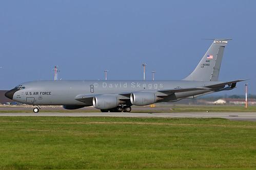 60-0360 KC-135R Stratotanker - 319thARW/AMC - Grand Forks AFB, ND