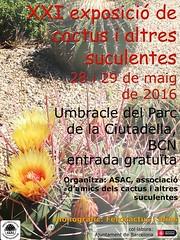Poster Expo 2016 (asac_cactus) Tags: expo ferocactus expo2016