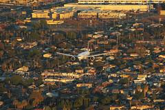 Air France Boeing 777-228(ER) F-GSPY (Mark Harris photography) Tags: california plane canon airplane la aircraft boeing lax
