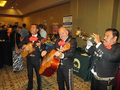 Exhibit Hall 43 Reception Entertainment