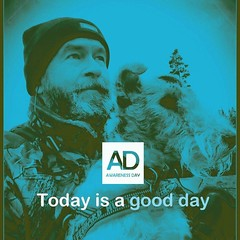 facebook profile (T Sderlund) Tags: portrait dog face beard person aorta dissection awarenessday aortic aorticdissection aortadissektion aorticdissectionawarenessday aorticdissectionawareness aortadissektionsdagen aorticawareness